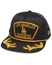 New Era - Los Angeles Dodgers NE Gold Rope 950 A-Frame Snapback Hat