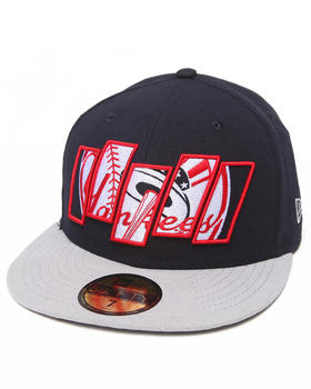 New Era - New York Yankees Fill In The Box 5950 fitted Hat