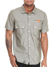LRG - Unnatural Palette S/S Button-Down