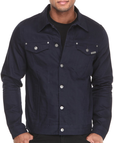 Parish Blue Andover Denim Jacket