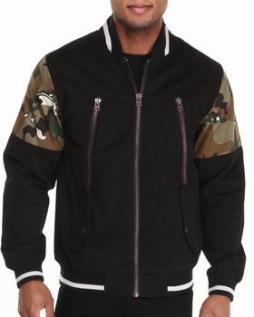 LRG - Unnatural Palette Cotton Twill Jacket
