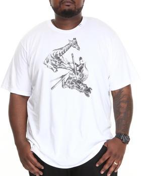 LRG - Natural Draftsmen S/S Tee (B&T)