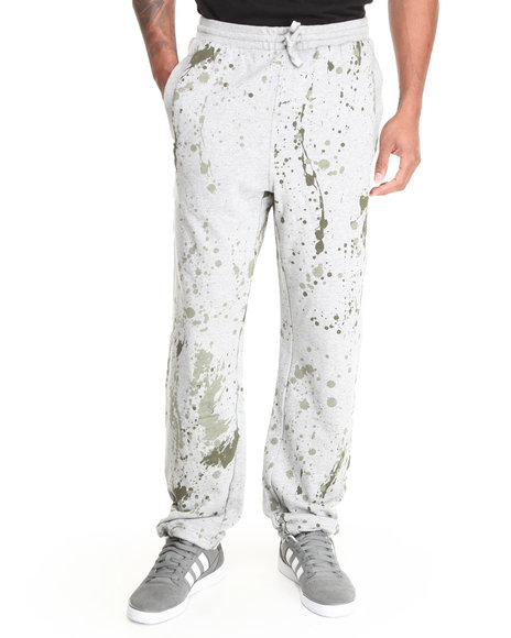 Parish - Men Grey Campfire Sweatpant
