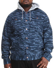 Men - Core Collection Cotton Twill Jacket (B&T)