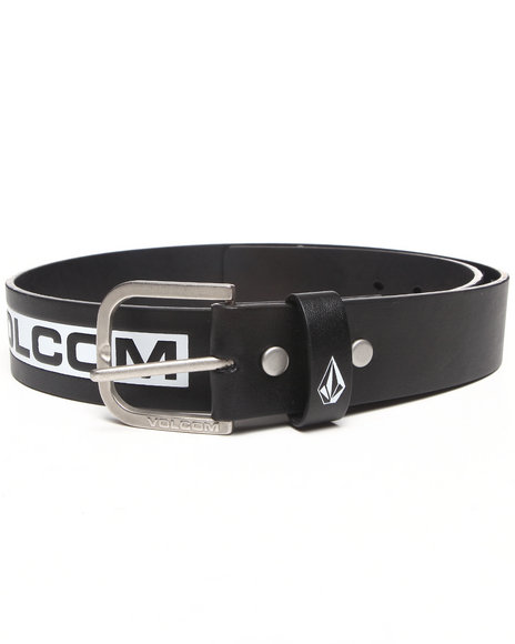 Volcom Black Redux Belt