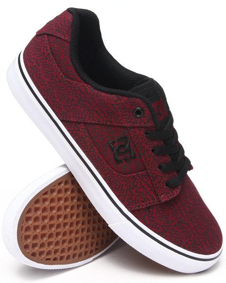 DC Shoes Maroon Bridge Tx Se Sneakers