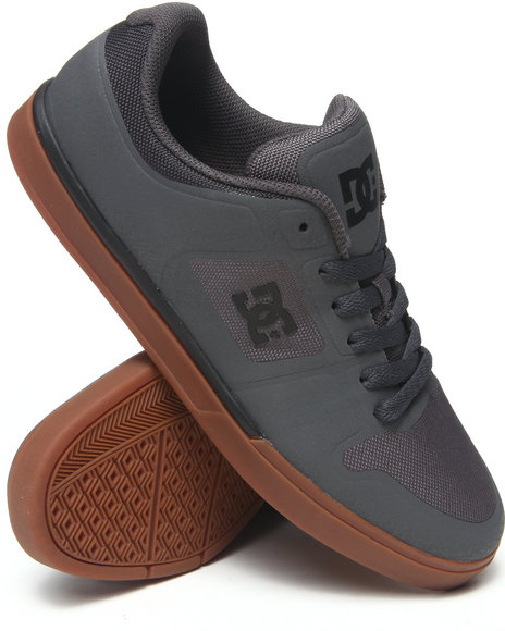 Dc Shoes - Men Grey Pure Ns Tx Sneakers