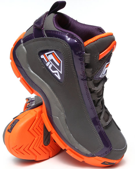 Fila - Men Grey 96' Rising Sun Edition Sneaker - $65.99