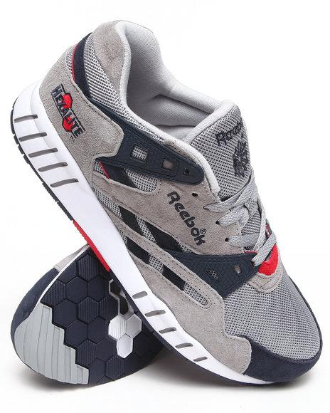 Reebok Grey Sole Trainer Sneakers