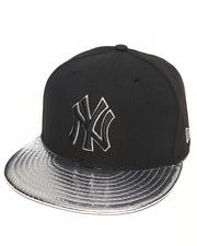 New Era - New York Yankees Metallic Slither 5950 fitted hat