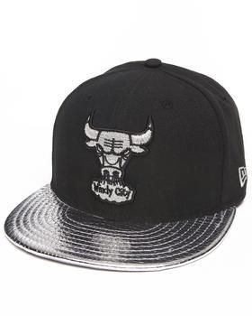 New Era - Chicago Bulls Hardwood Classics  Metallic Slither 5950 fitted hat