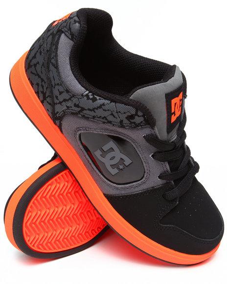 DC Shoes Boys Black Union Se Sneakers (4-7)