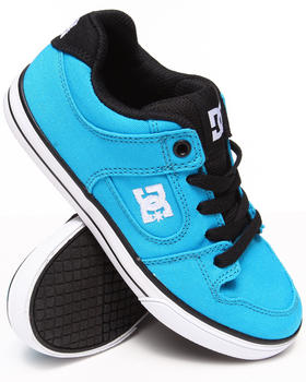 DC Shoes - Pure Canvas Sneakers (1-7)