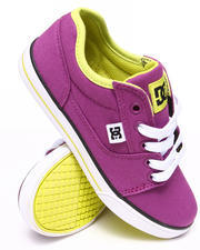 Girls - Bristol Canvas Sneakers (1-7)
