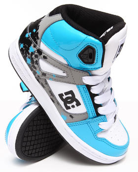 DC Shoes - Rebound SE Sneakers (1-7)