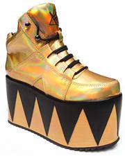 Footwear - Qozmopolitan Platform Sneakers