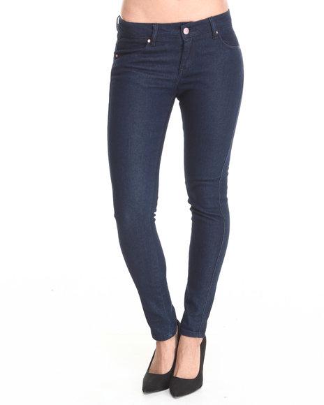 Basic Essentials - Women Indigo Alana Basic Denim Jeans
