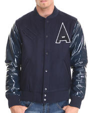 Outerwear - Well Established Shine Jacket