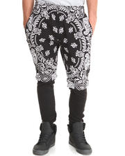 Crooks & Castles - Convertible Squad Life Warm-Up Sweatpant