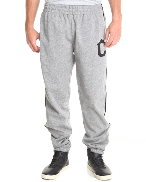 Crooks & Castles Grey Og C Track Pant