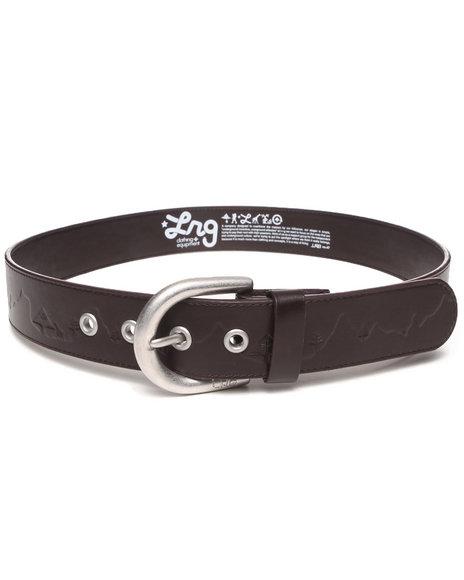 Lrg - Men Brown Motherland Vegan Leather Belt