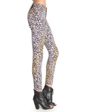 Women - Trashqueen Skinny Rose Lioness Jeans