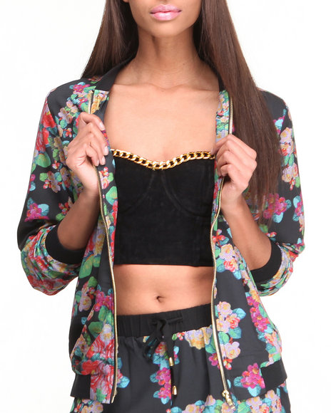 Minkpink - Women Multi Poison Lover Jacket