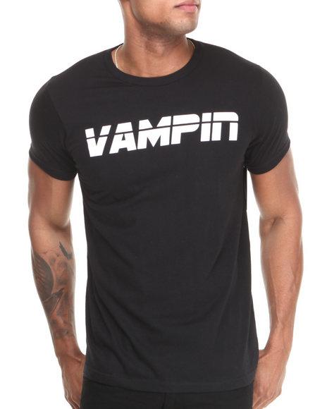 Vampire Life Black Vampin Sports S/S Tee