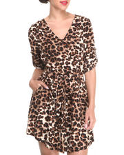 Fashion Lab - Leopard Print Dress