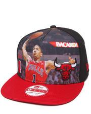 New Era - Chicago Bulls Derrick Rose Face of a Champ 950 Snapback hat