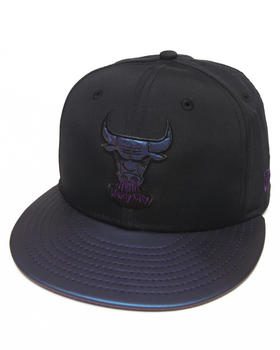 New Era - Chicago Bulls Viza Chrome 5950 fitted hat