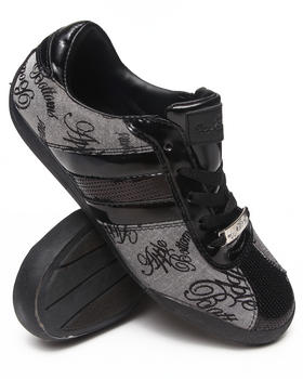 Apple Bottoms - Amore Patent Trim Sneaker