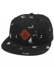 Volcom - Baggie Snapback Cap