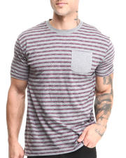 Men - Beautiful Giant Invasion Jacquard Knit S/S Tee