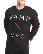 Men - Vamp N Y C Crewneck Sweatshirt