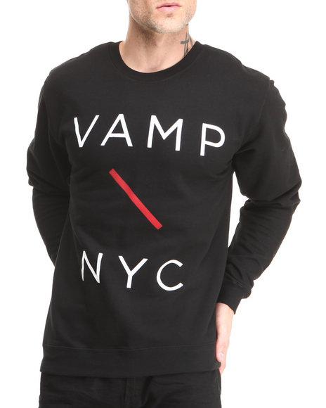 Vampire Life Black Pullover Sweatshirts