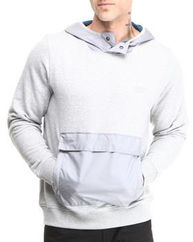 Adidas - Fabric Mix Hoodie