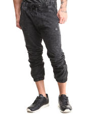 Men - Ryder Denim Knit Jogger Pants