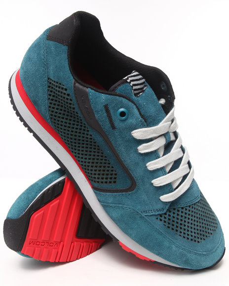 Volcom - Men Blue Ninety One Sneakers
