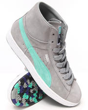 Puma - Suede Mid Classic Sneakers
