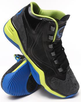 "Reebok - Q96 Cross Examine ""Voodoo"" Sneakers"