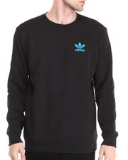 Pullover Sweatshirts - Sport Fleece Crew Sweatshirt