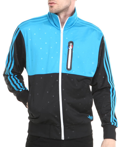 Adidas Black Originals Firebird Track Jacket