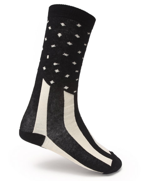 Volcom Women Foot Candy Socks Black