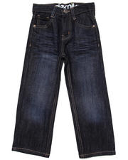 Bottoms - FANBACK SIGNATURE JEANS (4-7)
