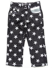 Bottoms - AMERICANA JEANS (2T-4T)