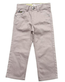 Akademiks - COLORED TWILL JEANS (4-7)
