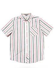 Button-downs - Weirdoh S/S Woven (8-20)