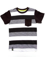 Sizes 4-7x - Kids - STRIPED POCKET TEE (4-7)