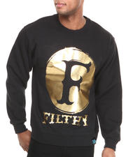 Filthy Dripped - Original Oil Crew Sweatshirt